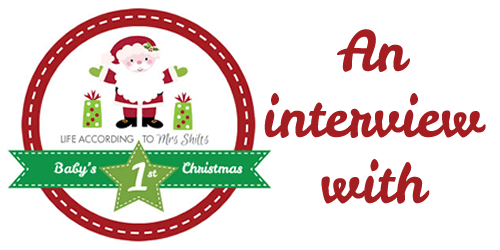 Baby's First Christmas - An interview with