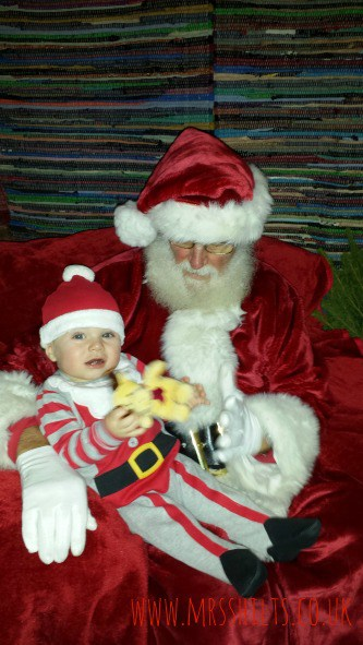 little mr and santa