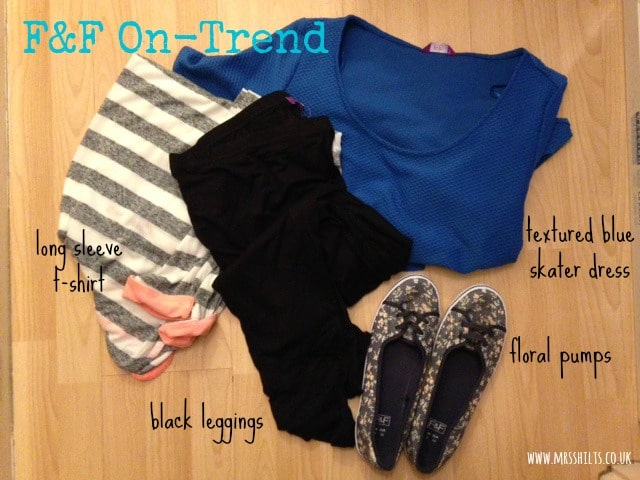 On-trend from F&F