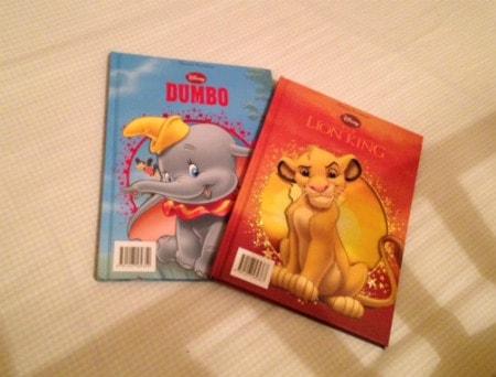dumbo books