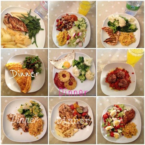 Life According To Mrsshilts Meal Planning On Slimming World Life According To Mrsshilts: new slimming world plan