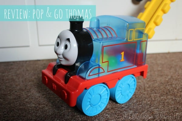 Thomas & Friends Pop & Go Thomas