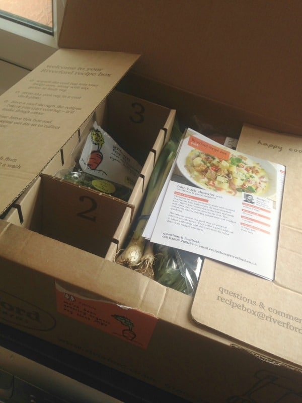 riverford box