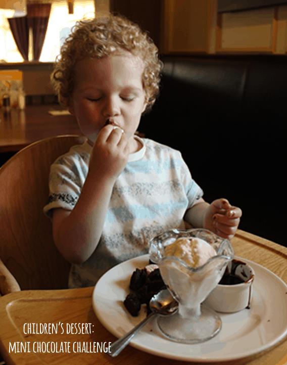 Beefeater childrens mini chocolate challange
