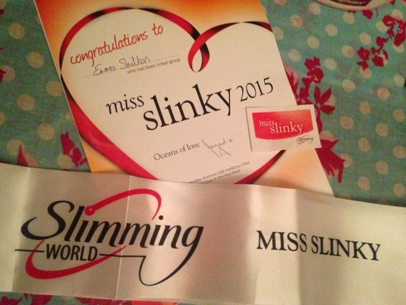 Miss Slinky 2015
