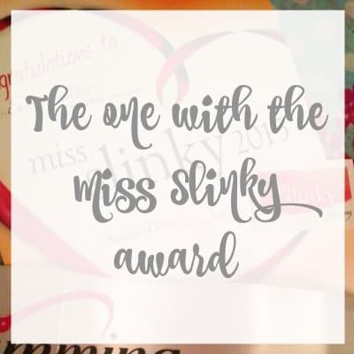 SW MIss Slinky