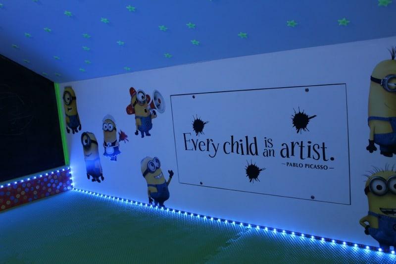 Merino Play Room