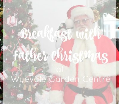 Breakfast with Father Christmas