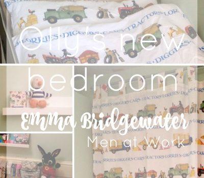 Emma Bridgewater Men at Work toddler room
