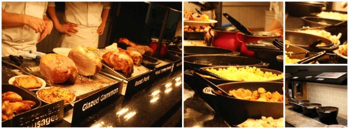 Crown Carveries Meat