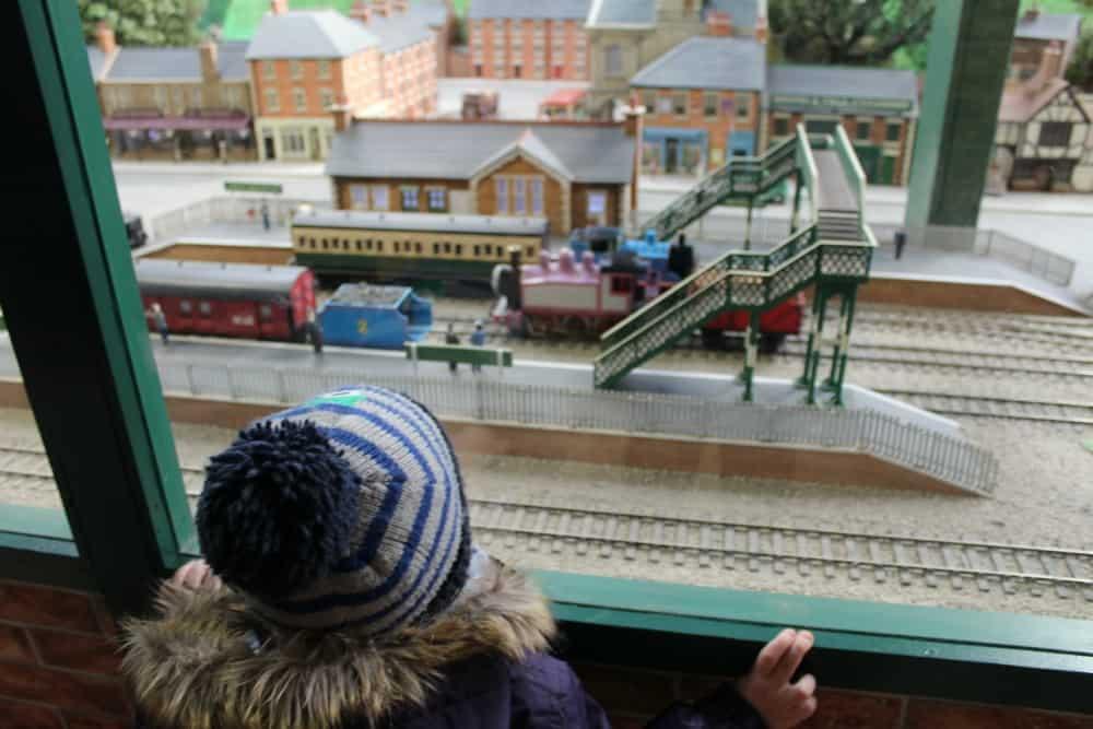 Discover Thomas Exhibition Thomas Land