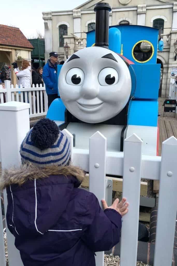 Thomas The Tank Thomas Land