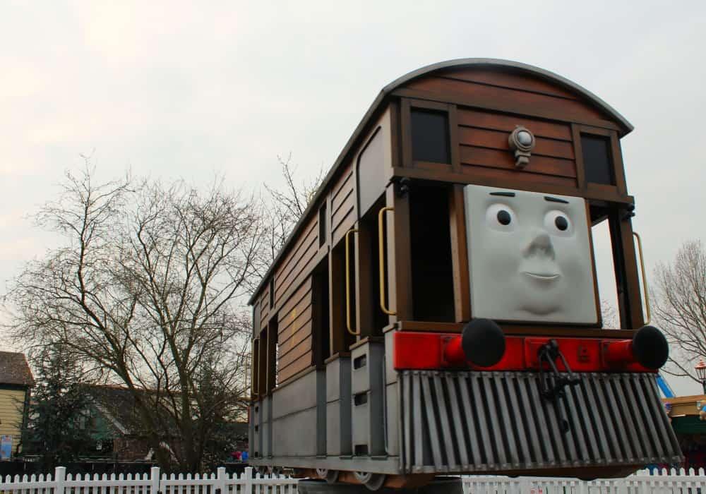 Toby's Tram Express Thomas Land