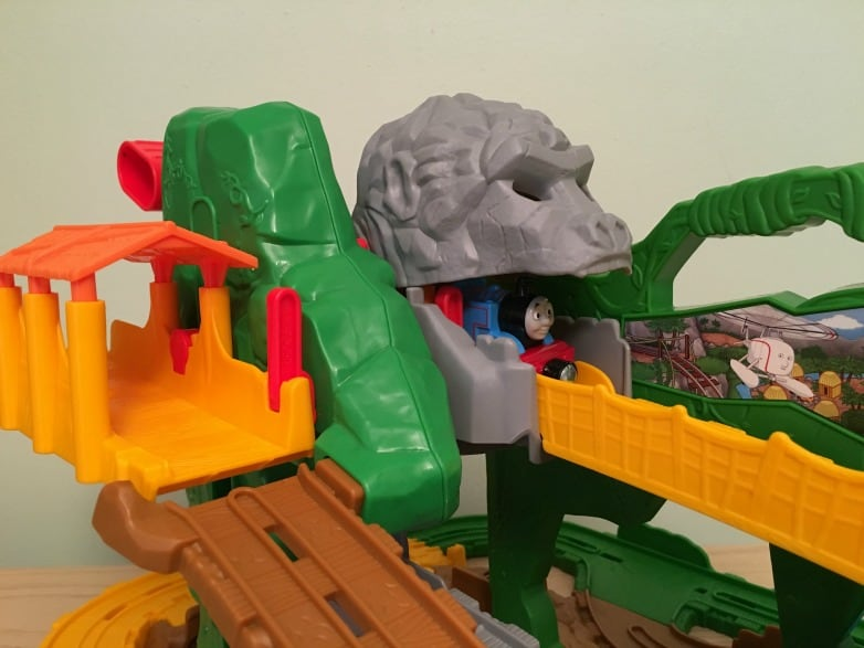 Thomas and Friends Take-n-Play Jungle Quest