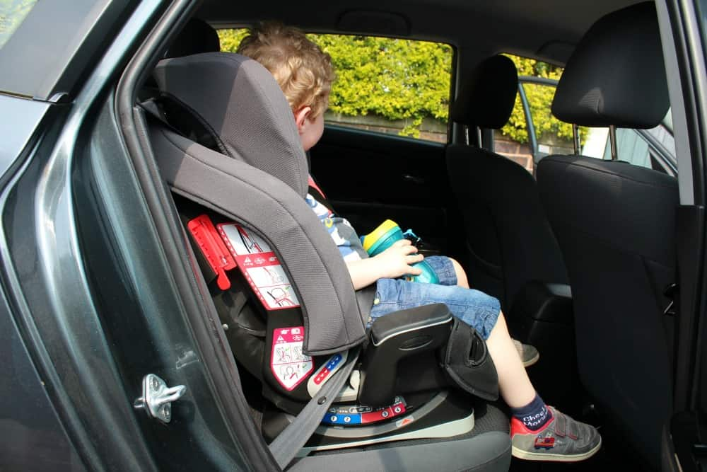 Graco Milestone All-In-One Car Seat