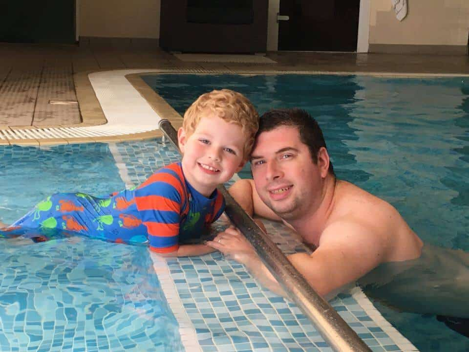 Chesford Grange Pool