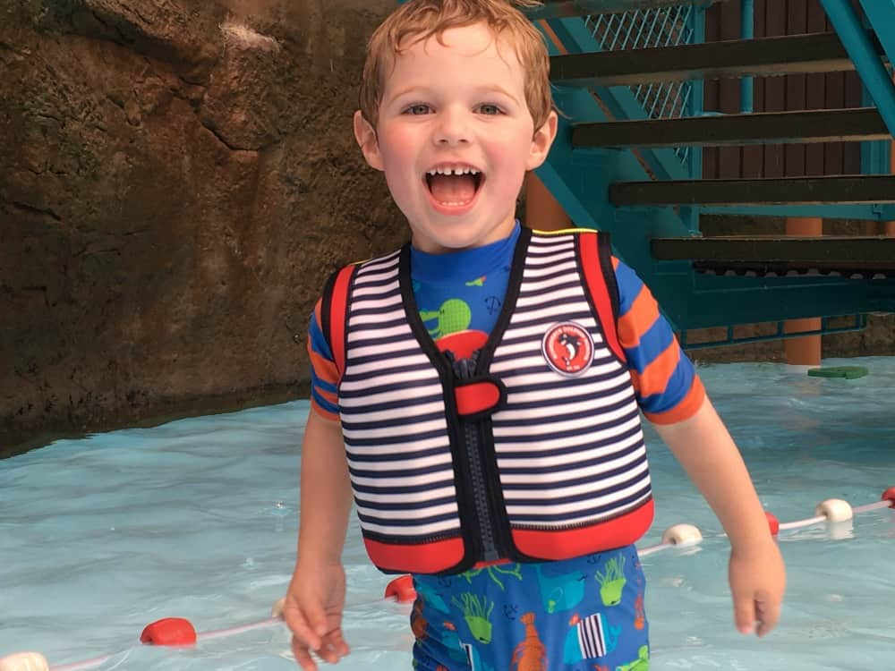 Life According to MrsShilts - Review: Swim Jackets for ...