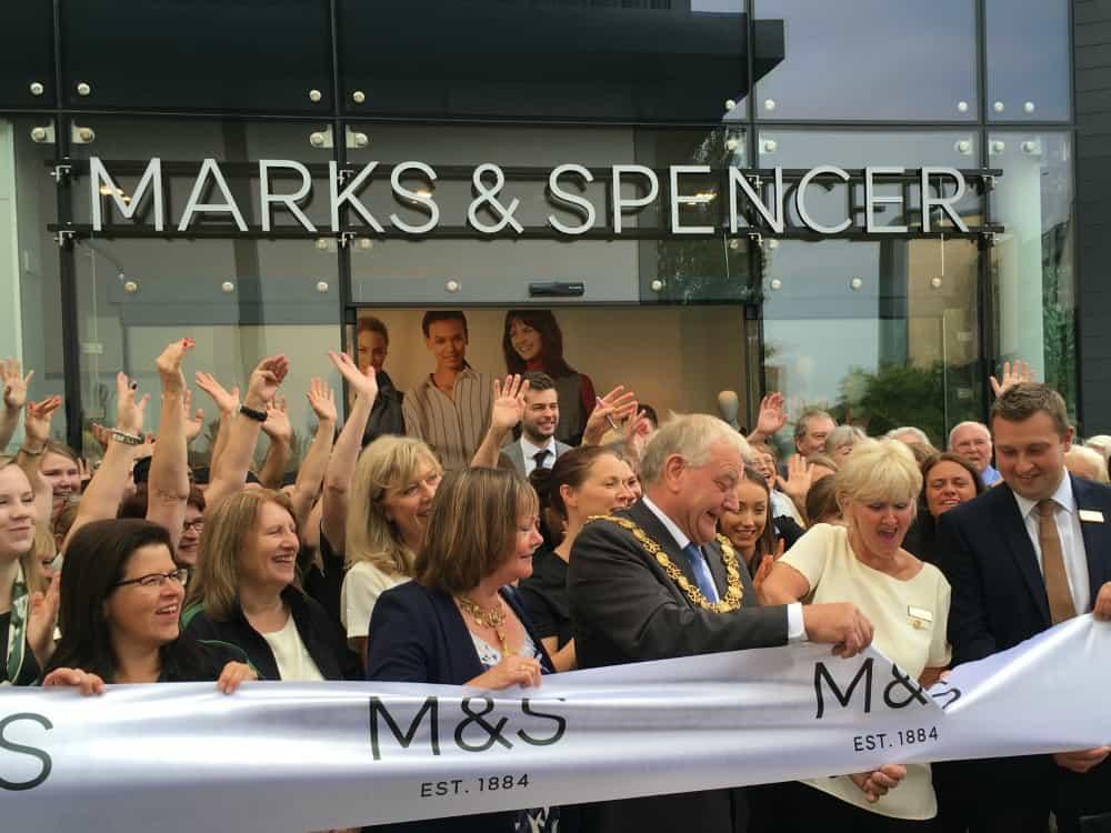 Marks and Spencer Riverside
