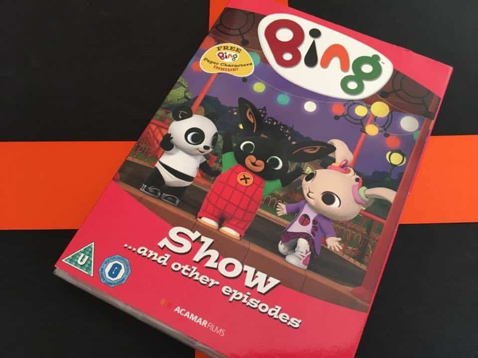 Bing: Show and other episode DVD
