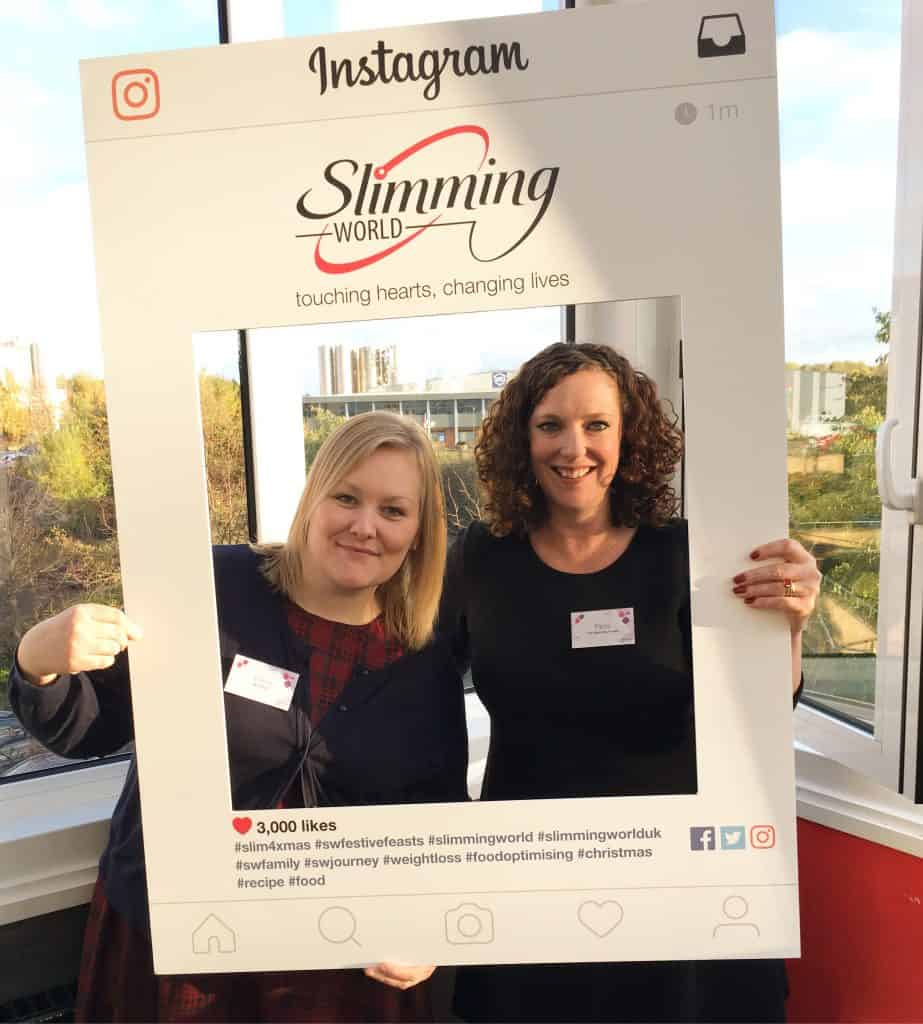 MrsShilts and The Slimming Foodie