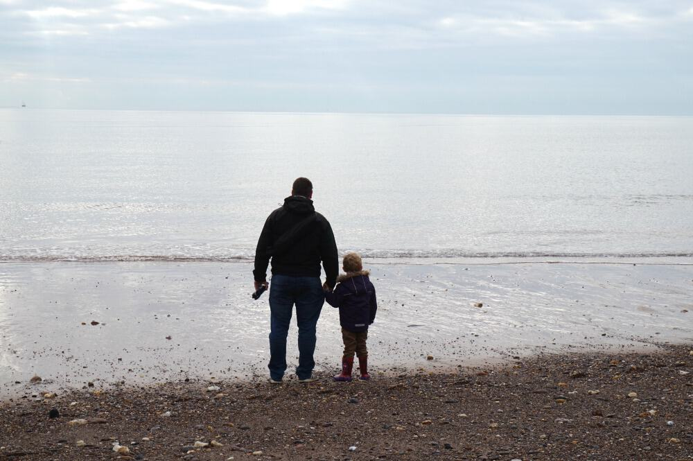 Dawlish beach Devon