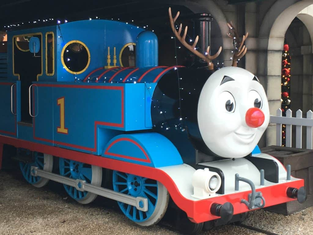 Thomas Land Christmas