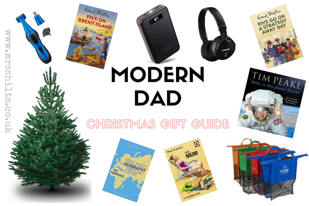 modern dad christmas gift guide