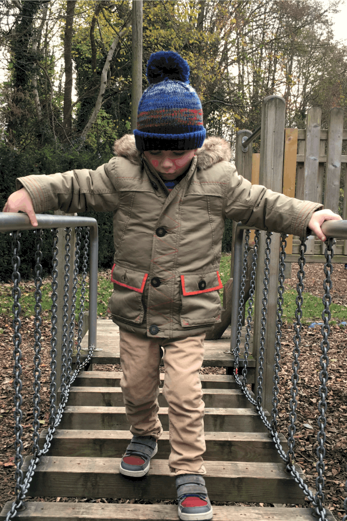 Boots Mini Club Fur Lined Coat