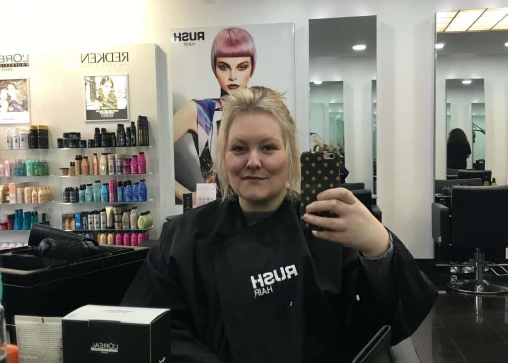 Rush Hair Beauty Birmingham