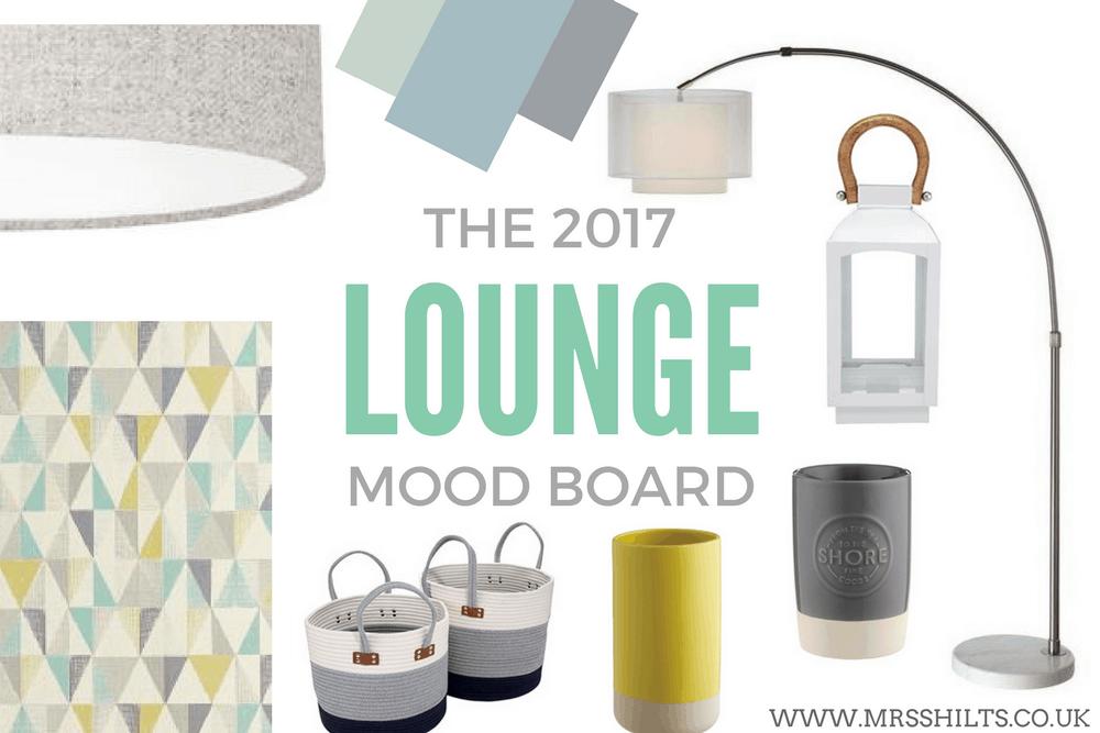 lounge moodboard