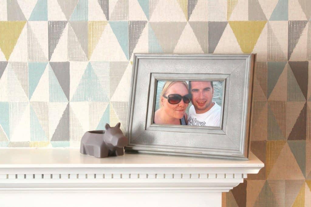 Shiltons frame living room redecoration