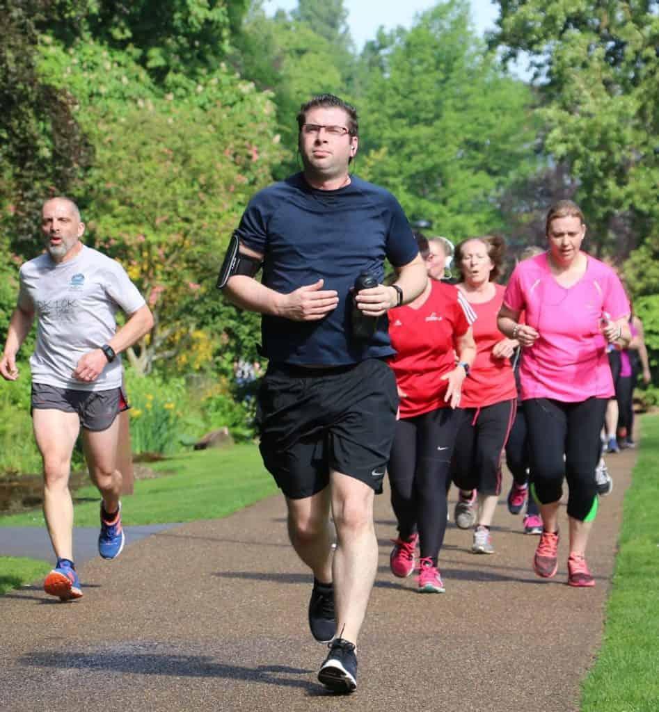 Shilts Park Run