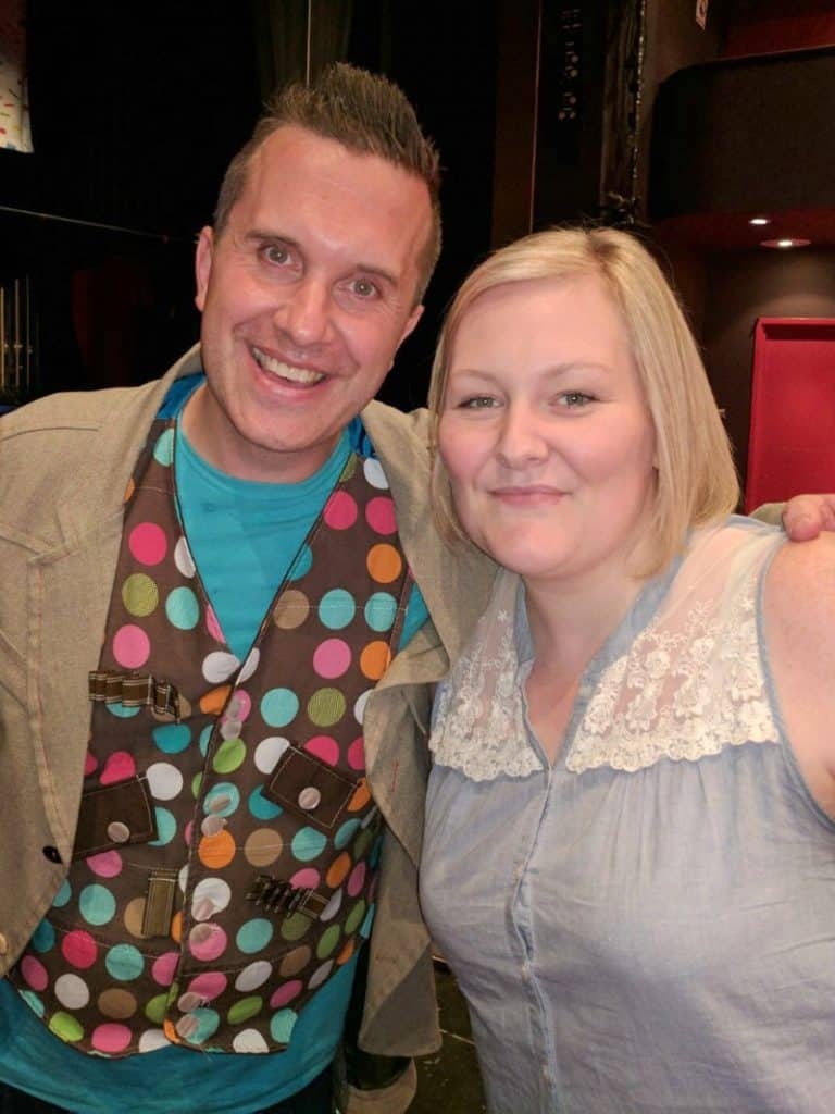 Mister Maker and the Shapes Tour 2017