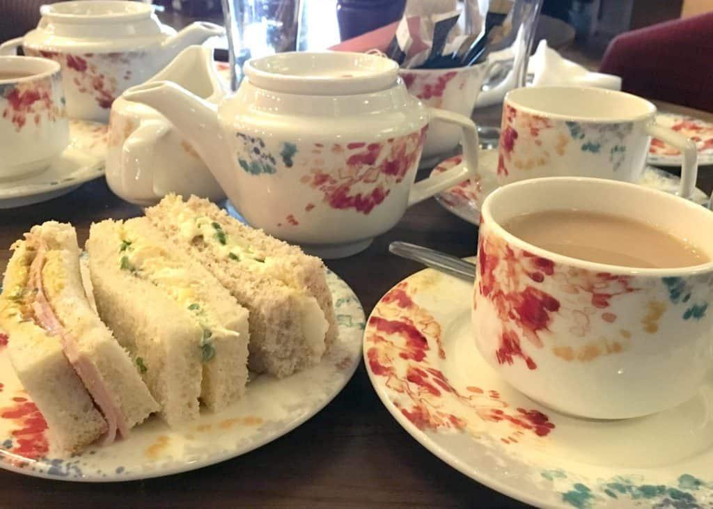 Afternoon Tea Chesford Grange