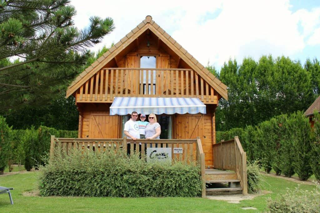 Canvas Holidays Lodge