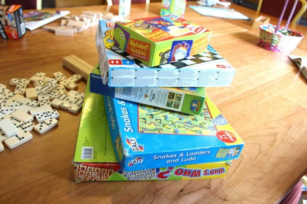 Games Room Chesford Grange