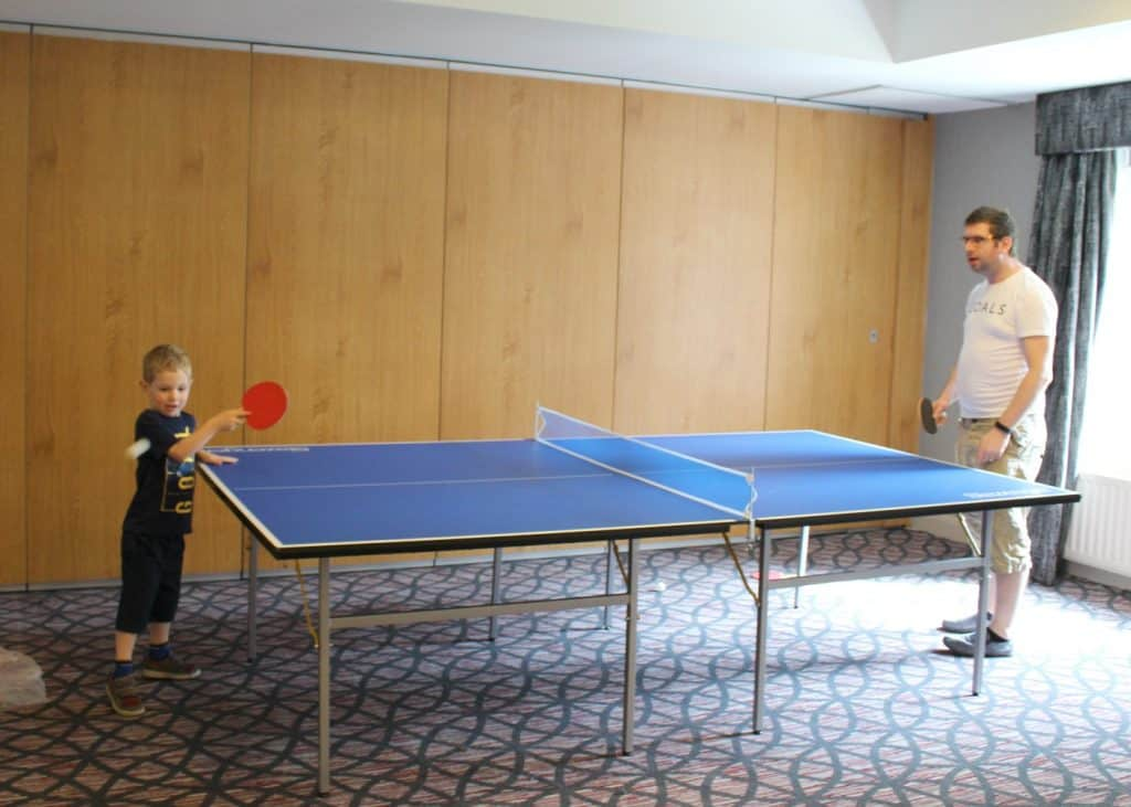 Chesford Grange Ping Pong