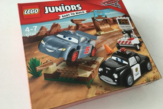 Disney Pixar Cars 3 Lego Juniors