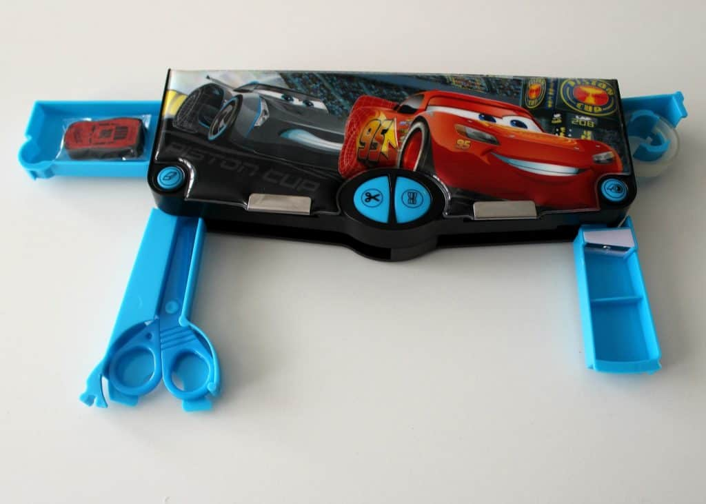 Disney Pixar Cars 3 pencil case