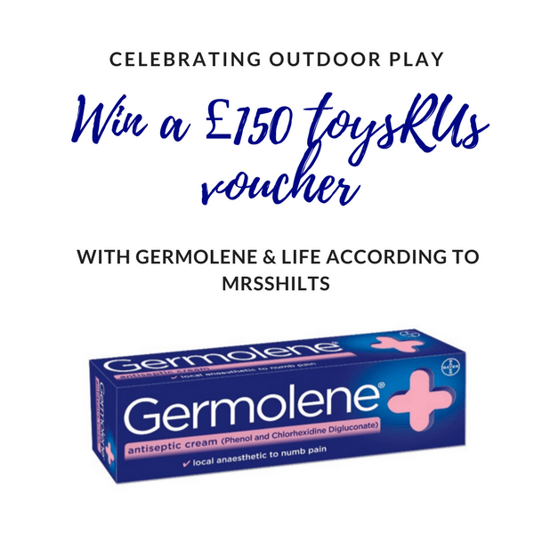 Outdoor play - Germolene