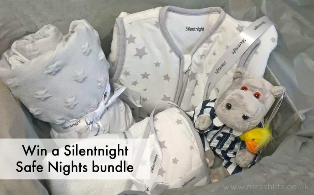 Silentnight Safe Nights giveaway bundle