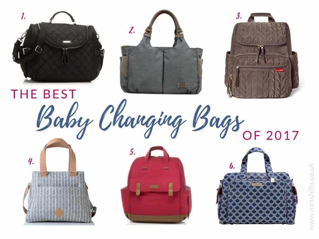 baby changing bags 2017