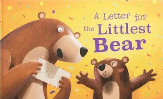 A letter for the Littlest Bear Book