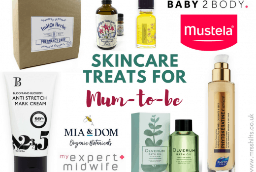 Skincare Treats for Mum to Be