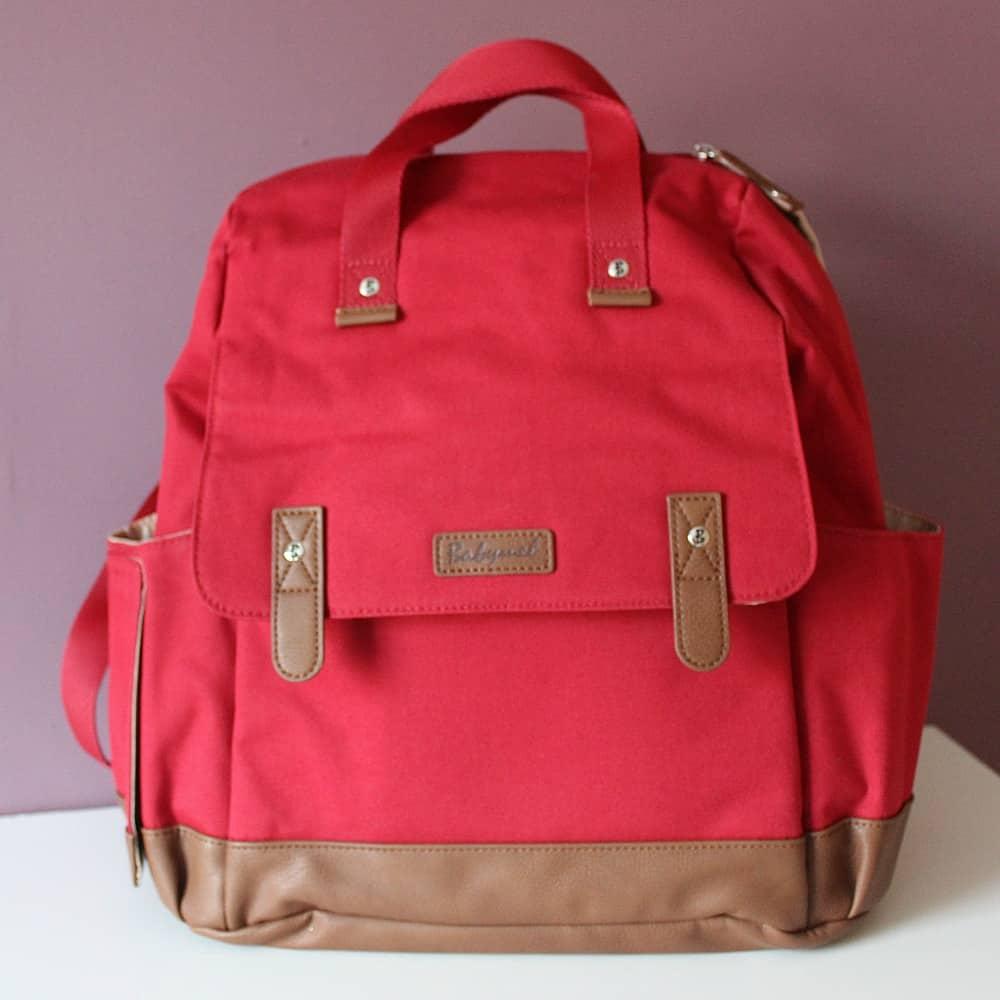 BabyMel Robyn changing bag