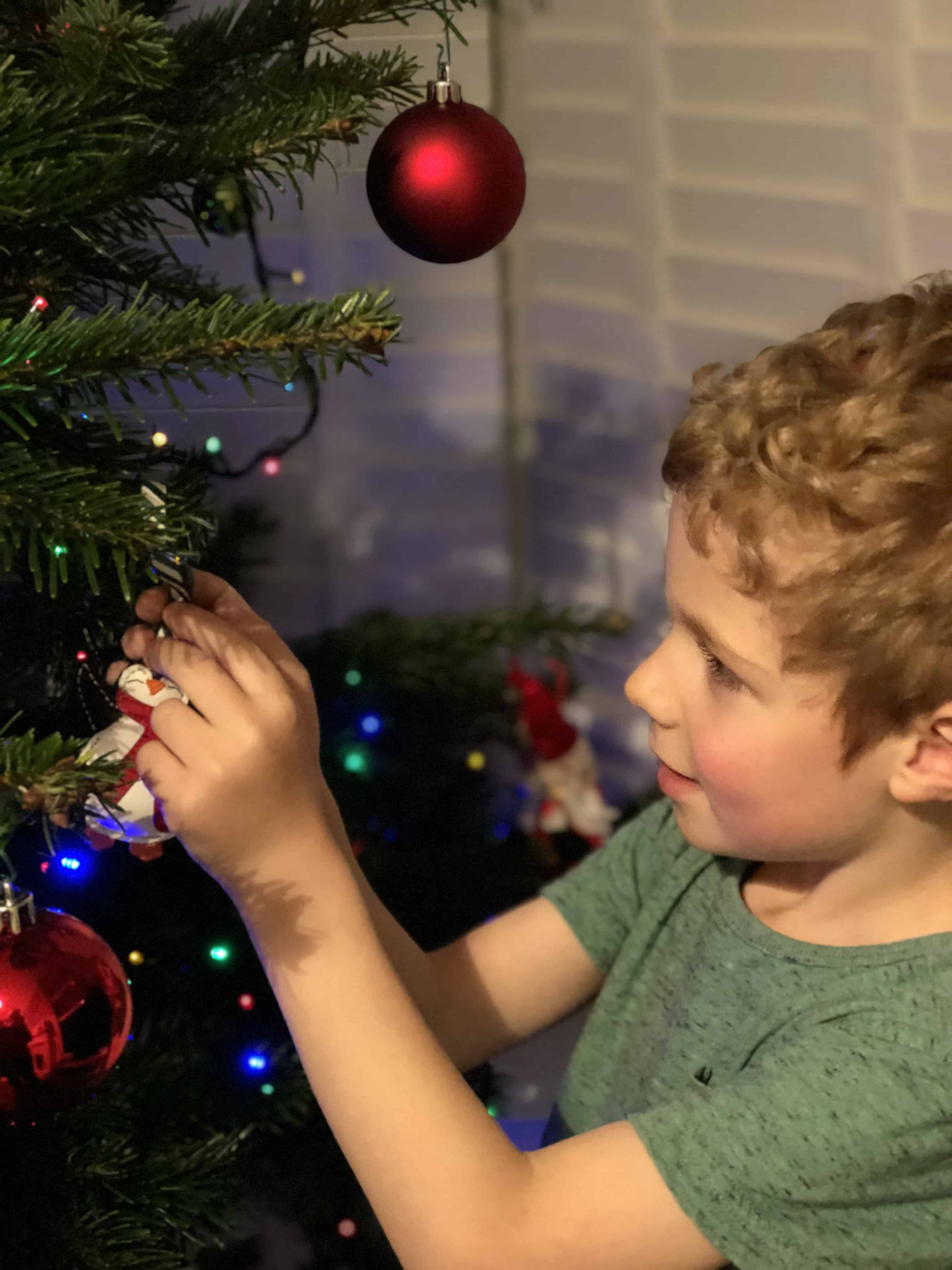 Pines and Needles Christmas Tree Olly 2017