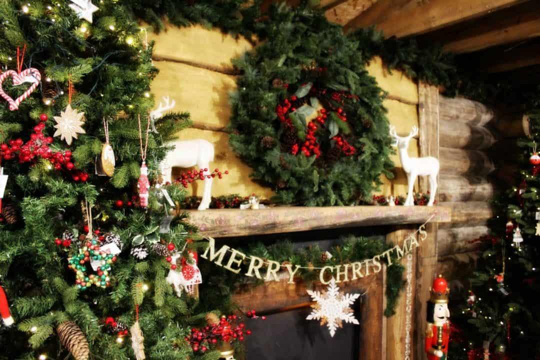 LaplandUK Christmas decorations