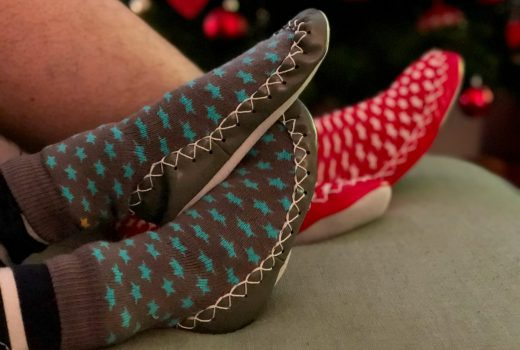 Quality Hand-sewn Scandinavian Moccis Slippers