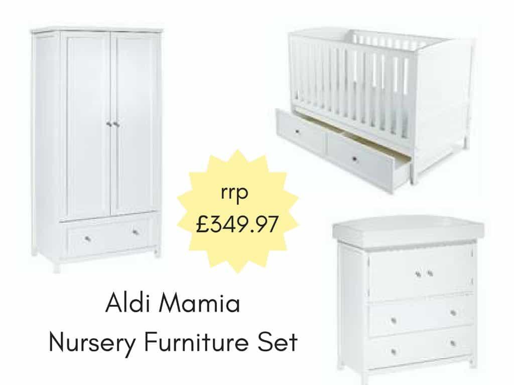 Aldi Mamia Furniture Set