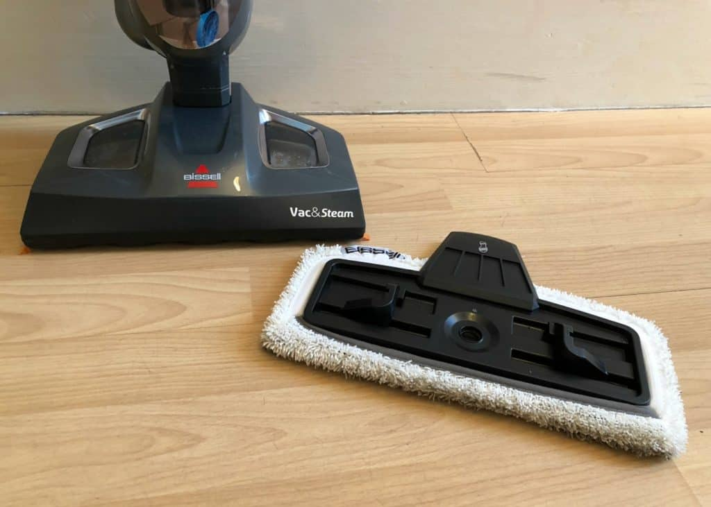 Bissell Vac and Steam Cleaner